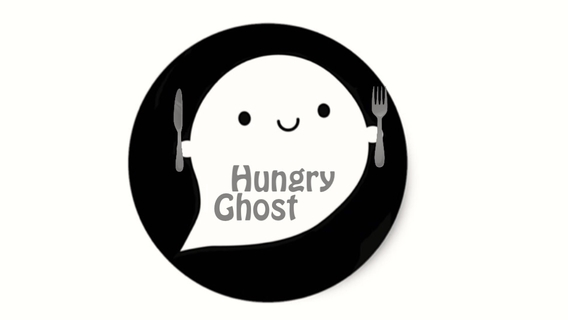 Hungry Ghost Main Logo