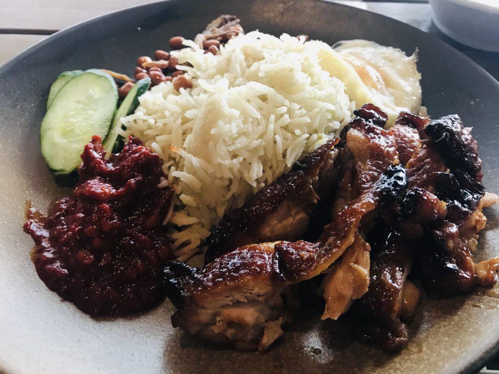 Harmony Nasi Lemak - Teriyaki Rice Bowl