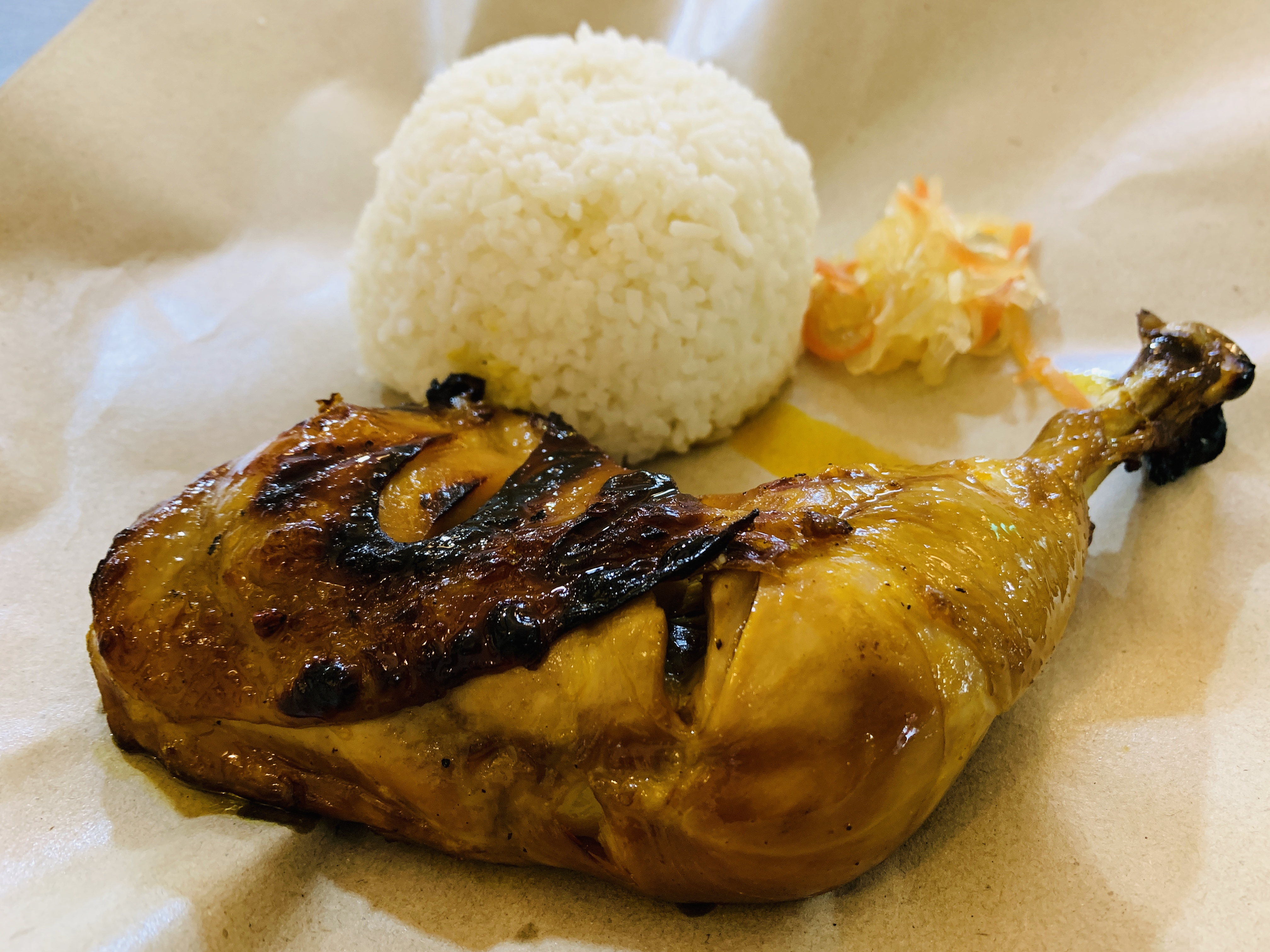 Inasal - Chicken Inasal with Rice