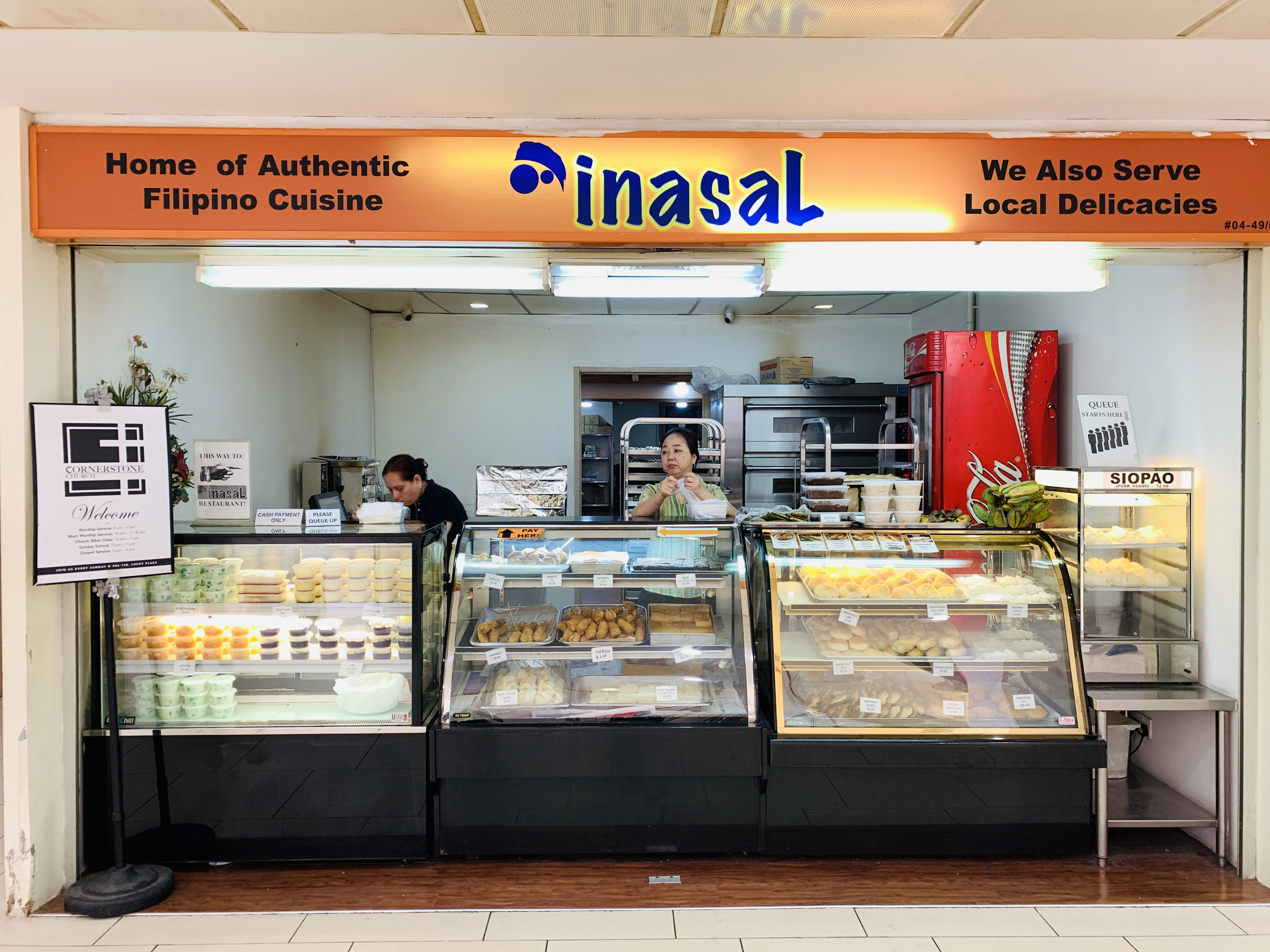 Inasal - Snack Counter
