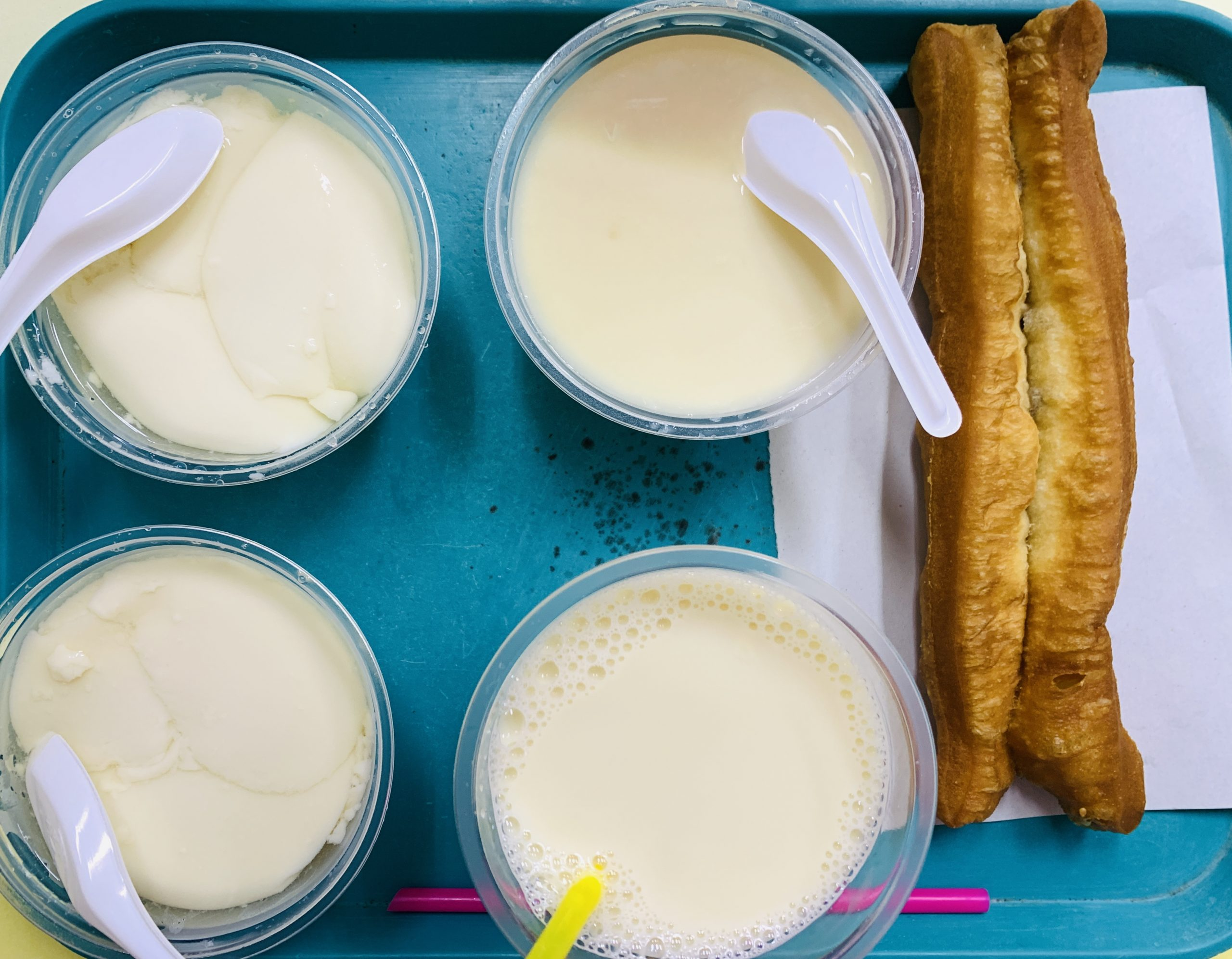 Rocher Original Beancurd - Beancurd + You Tiao