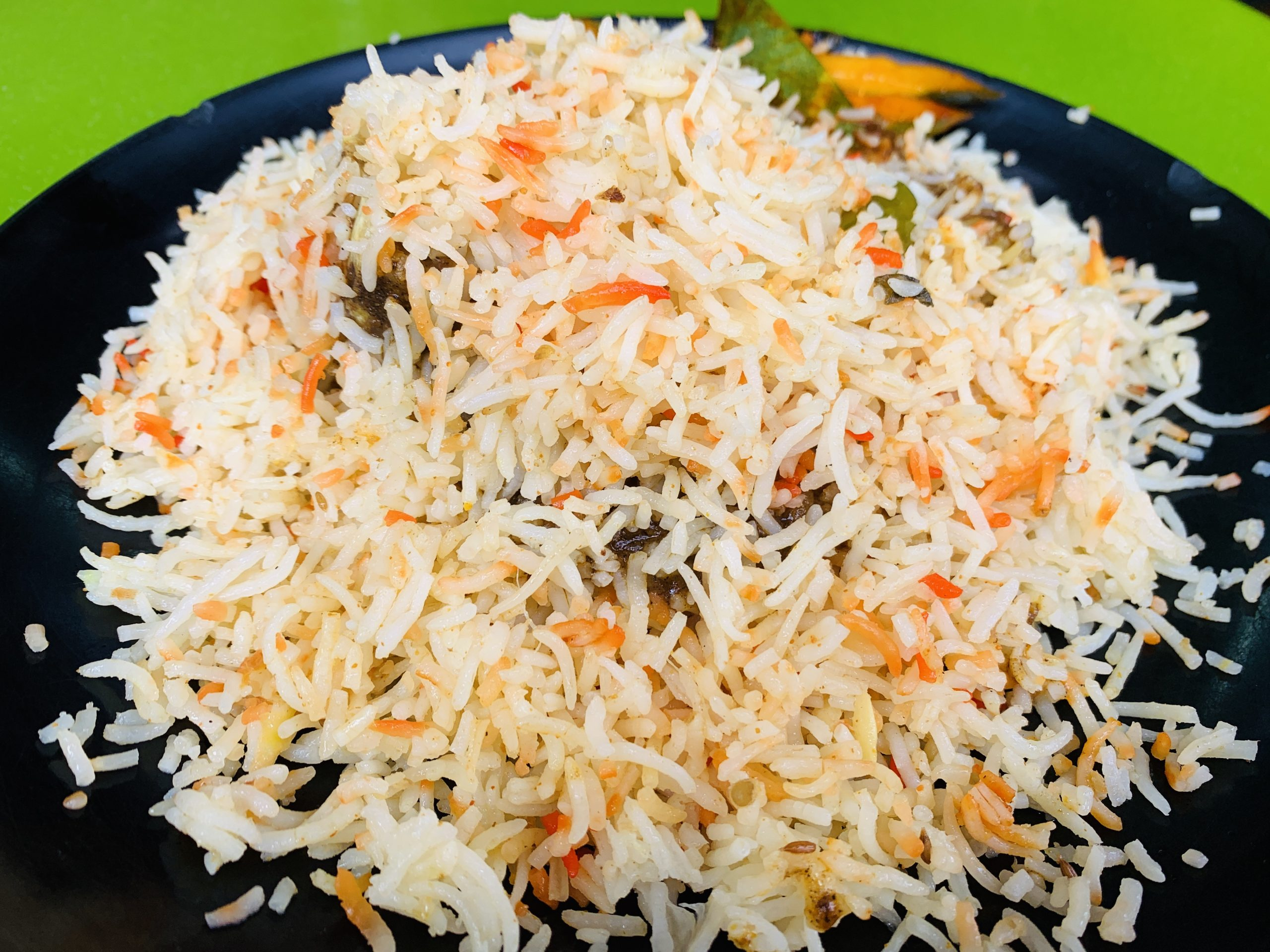 Singapore Zam Zam - Mutton Briyani