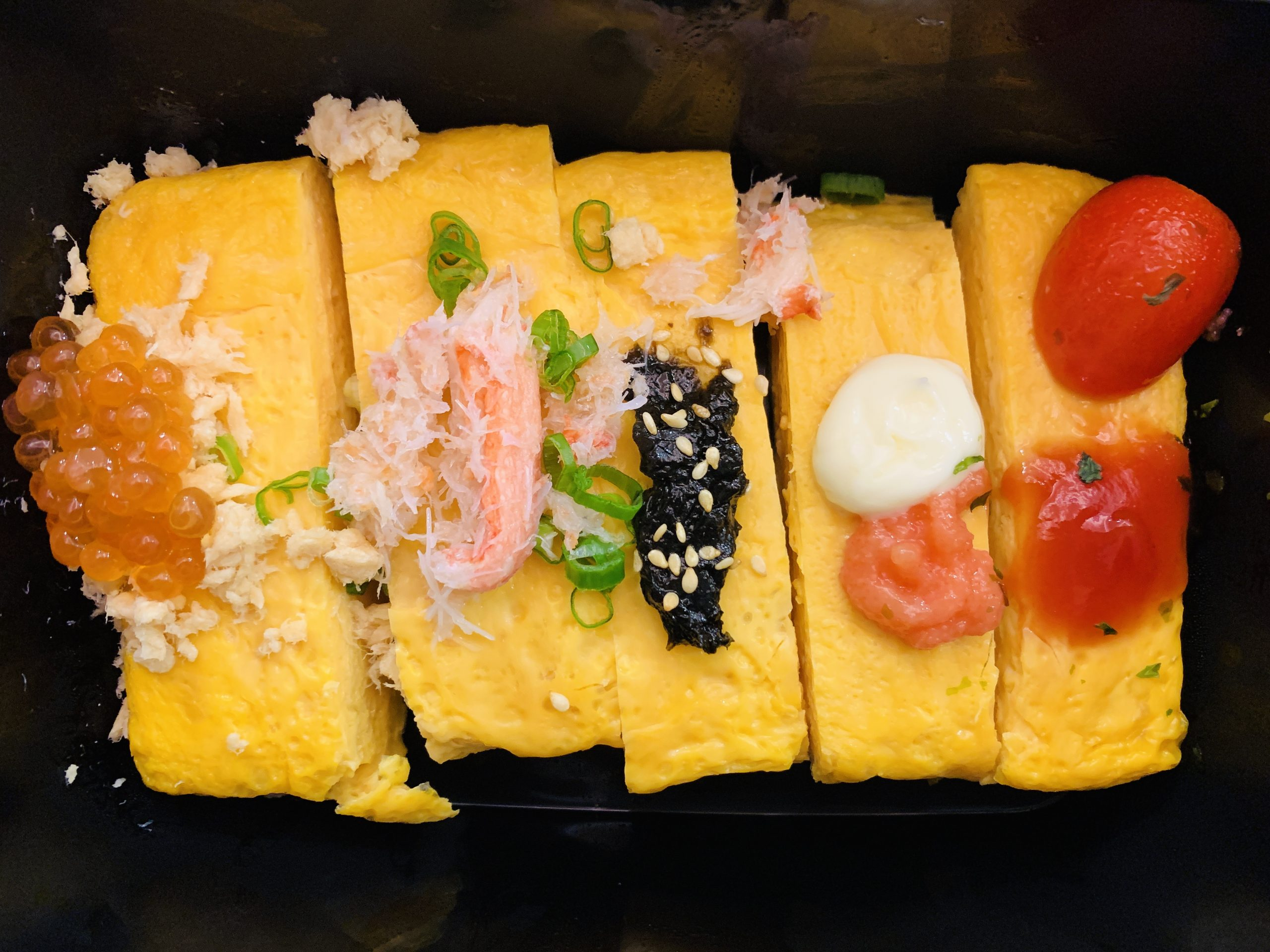 Tamago-EN - 5-Kind Japanese Omelette Skewer
