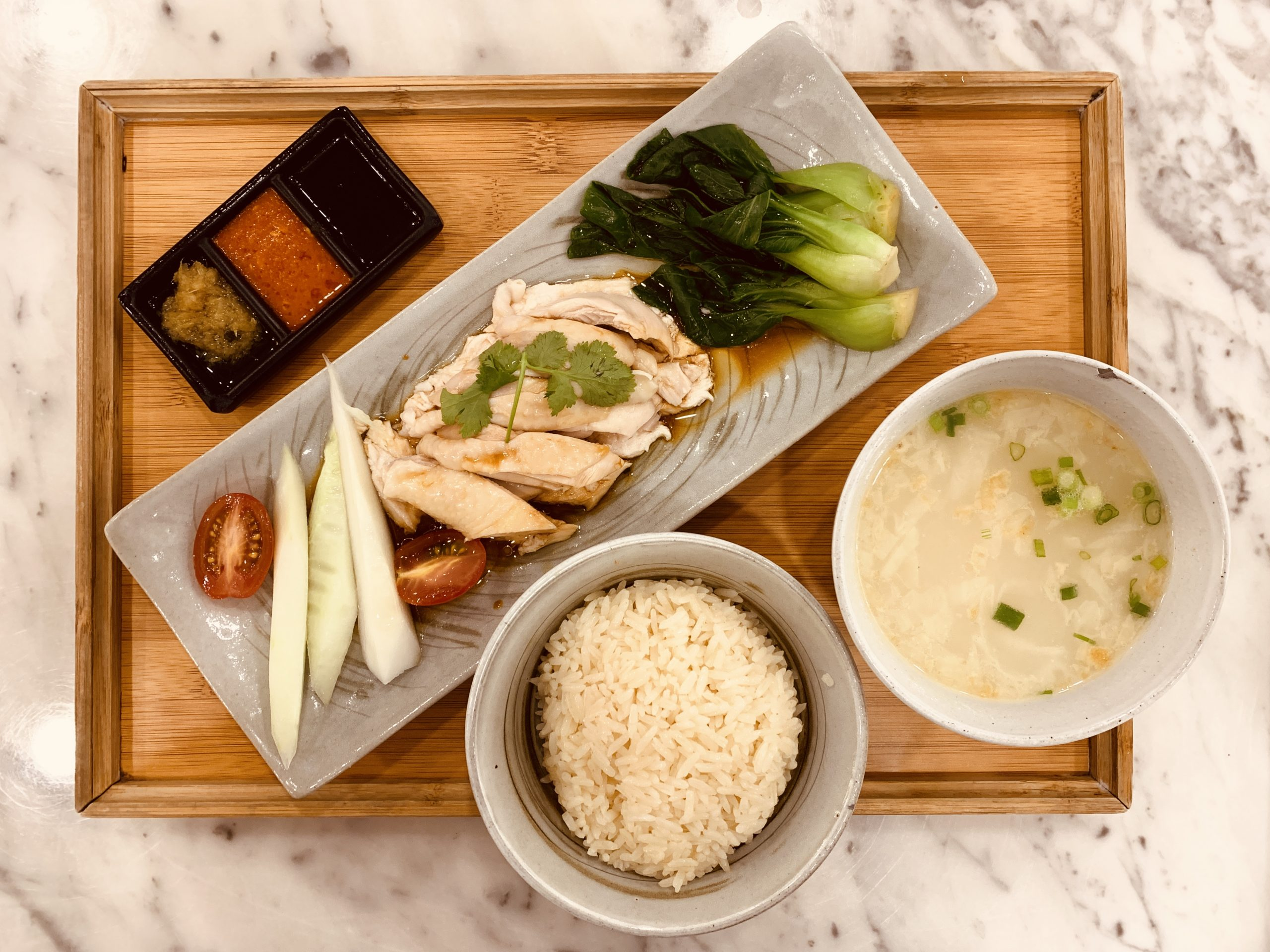 Colonial Club Signatures - Hainanese Chicken Rice