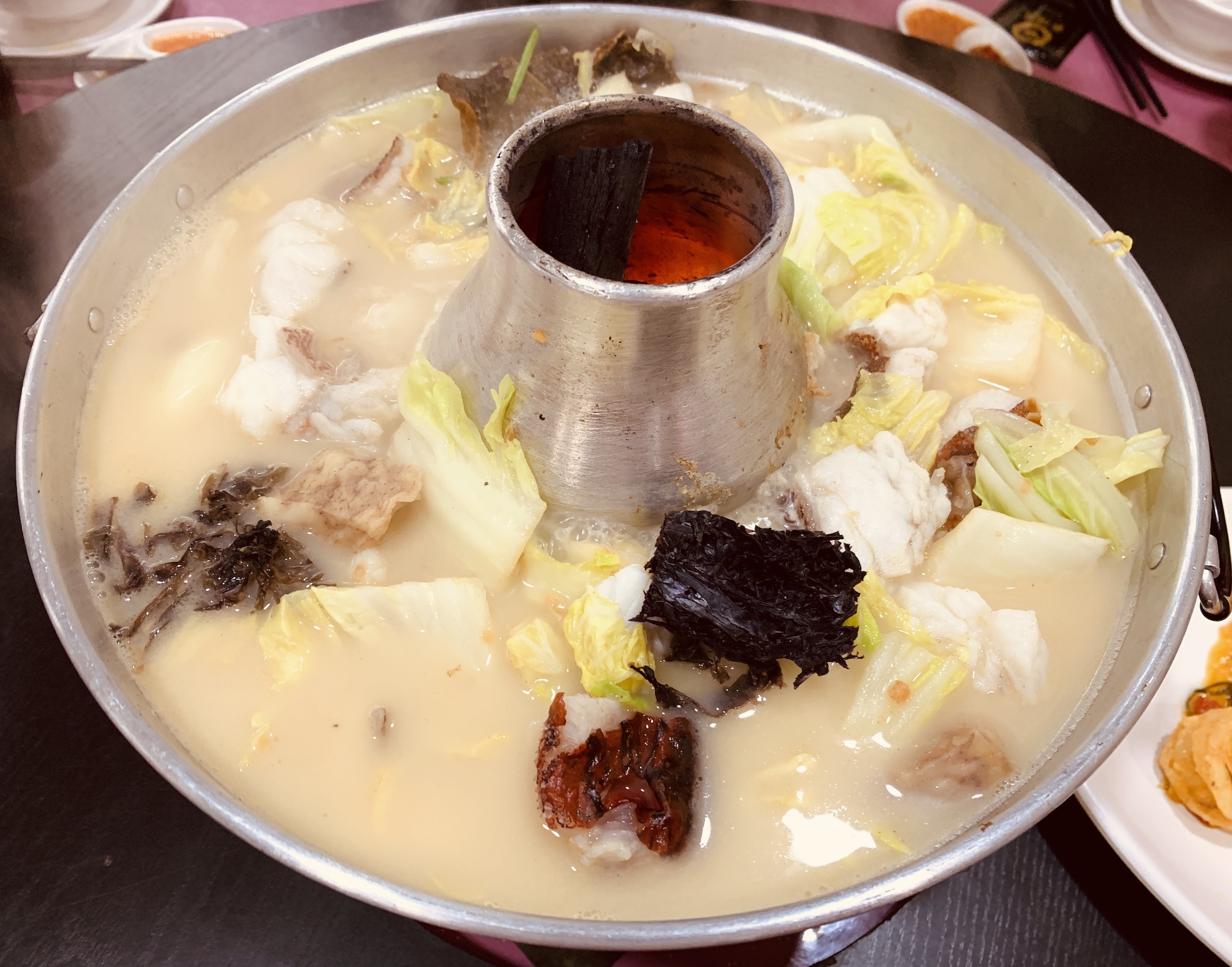 Whampoa Keng Food Street Steamboat Restaurant - Whampoa Keng Signature Fish Head Steamboat