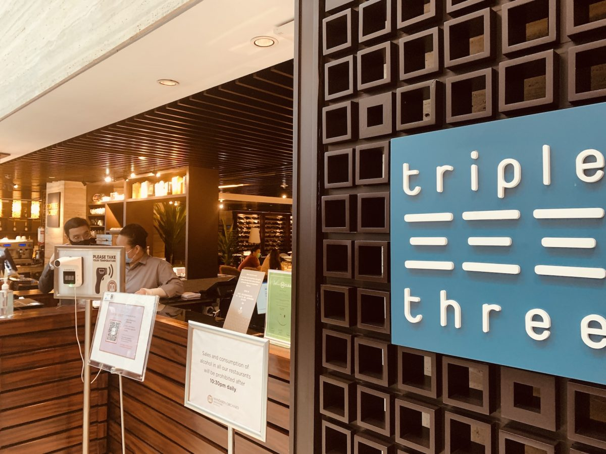 Triple Three - Restaurant Front