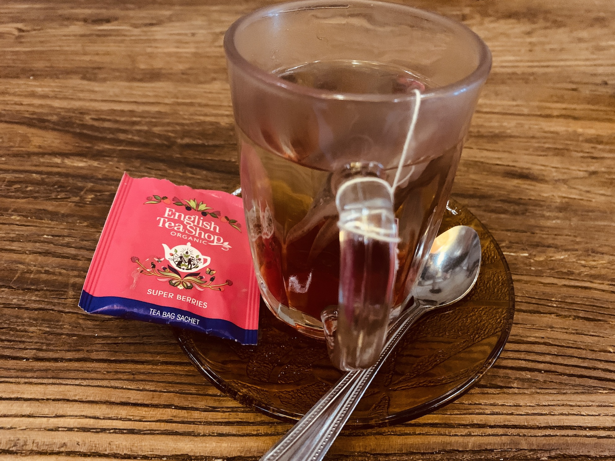 My Awesome Cafe - Super Berries Organic Tea