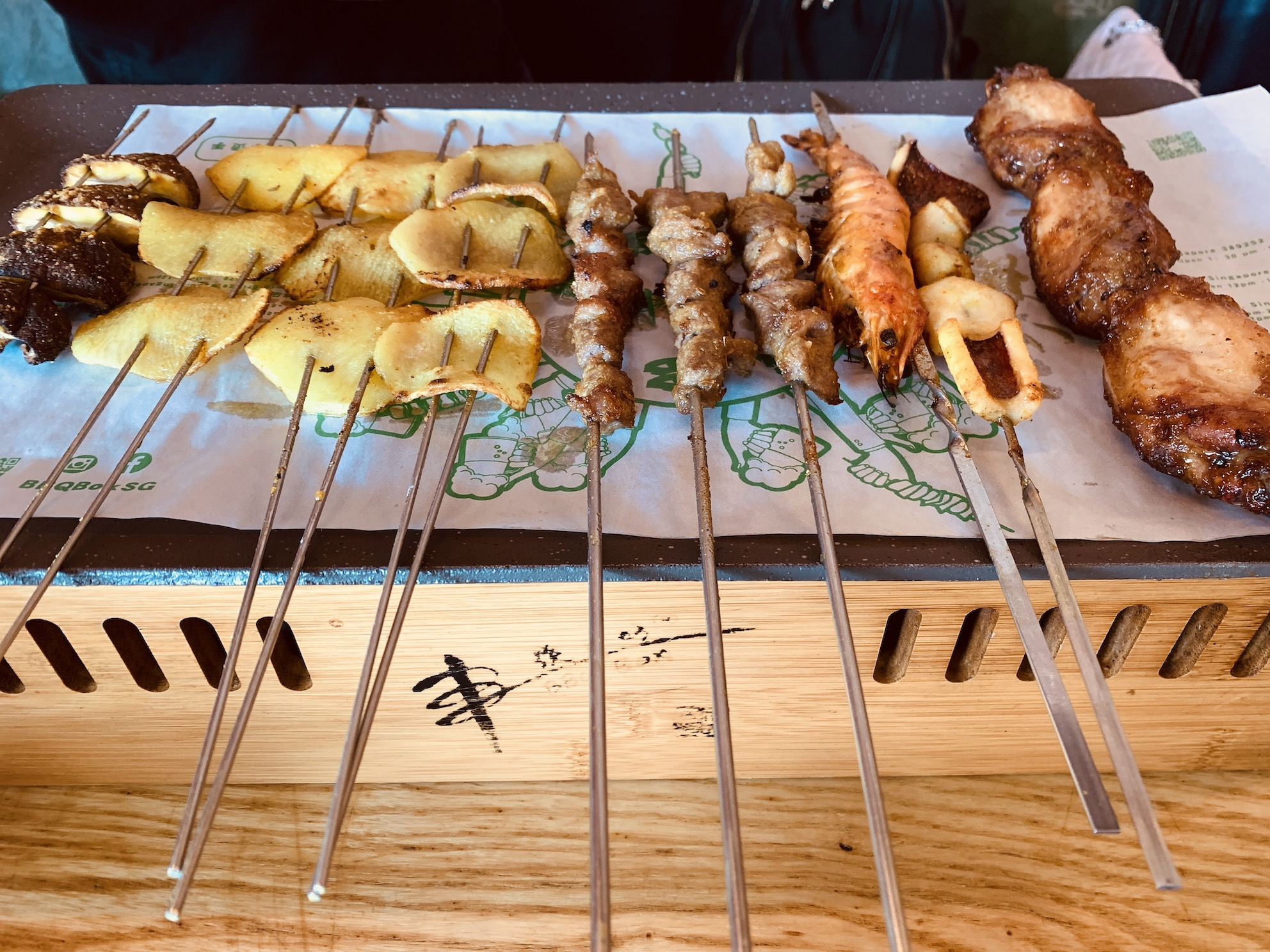 BBQ Box - Grilled Foods